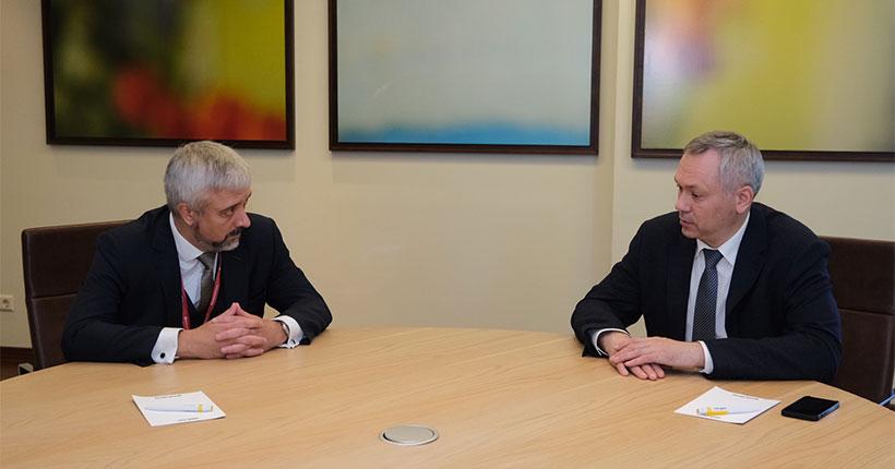 Одна из площадок Международного форума «Технопром» будет работать в Германии