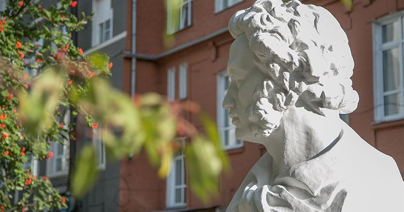 Как Новосибирск отметит день рождения Александра Сергеевича Пушкина