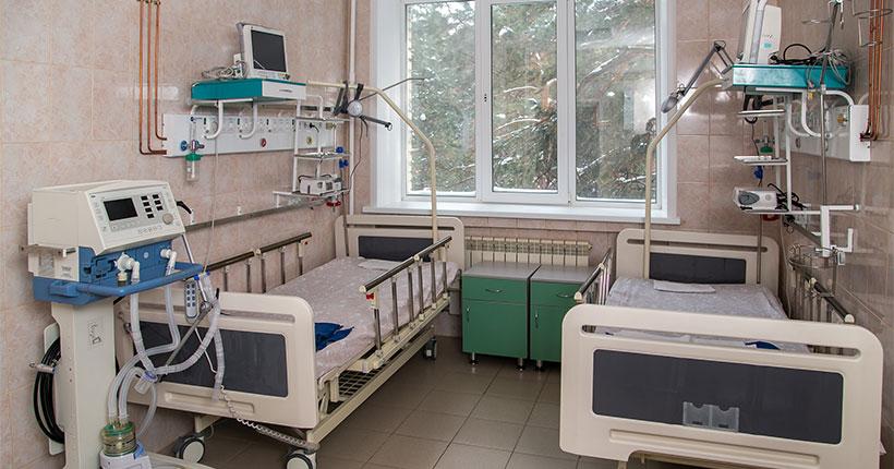 В Новосибирской области сохранят резервный коечный фонд для пациентов с COVID-19