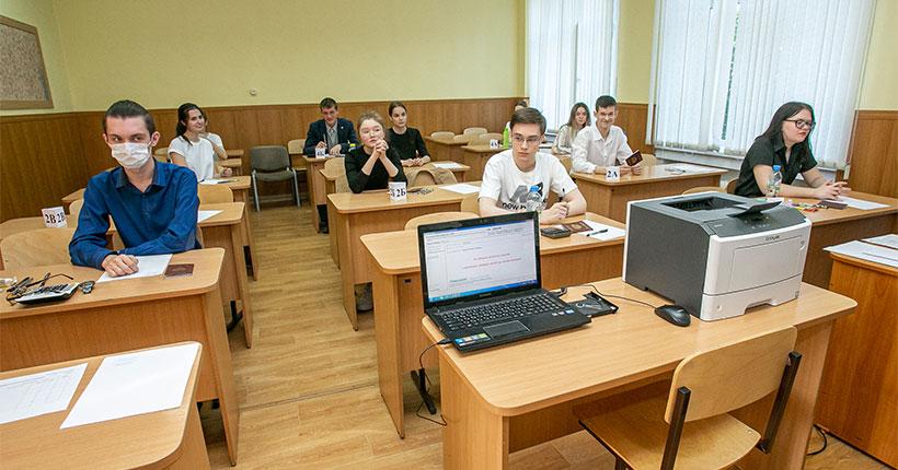 В школах Новосибирска массово переносят даты проведения ЕГЭ и ОГЭ