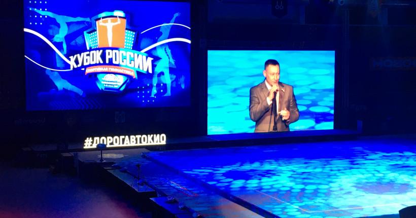 В Новосибирске определят участников Олимпиады по спортивной гимнастике