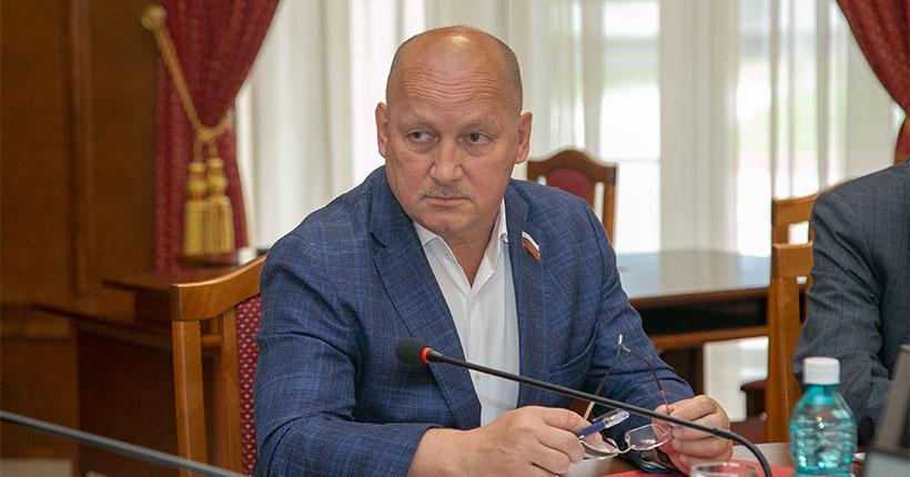 «Я перенёс ковид-инфекцию»: депутат заксобрания Новосибирской области рассказал о приросте заболевших