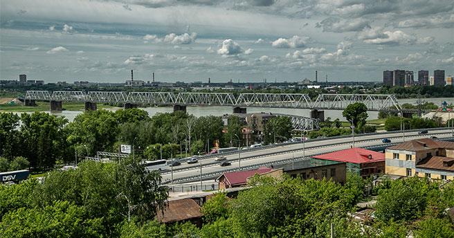 В Новосибирске городские службы срочно переведены в режим повышенной готовности