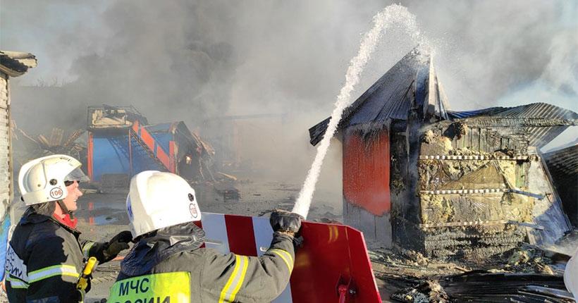 Министр здравоохранения Новосибирской области рассказал о состоянии пострадавших после взрыва на АЗС
