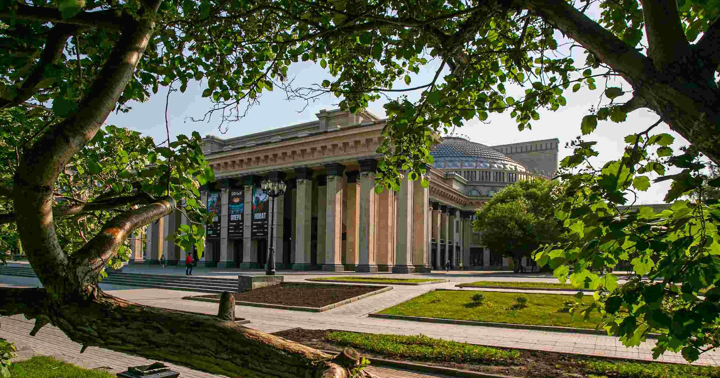 На ступенях Новосибирского театра оперы и балета исполнят «Ленинградскую» симфонию