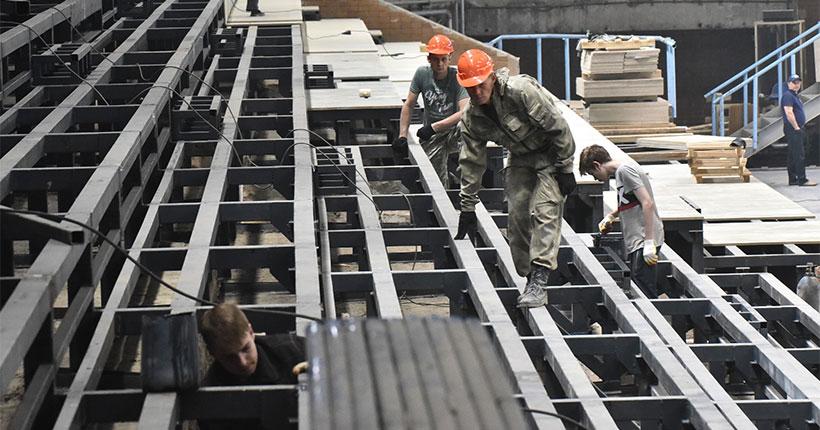 Новосибирский ЛДС «Сибирь» сохранит исторический облик, но внутри изменится до неузнаваемости и получит новое имя
