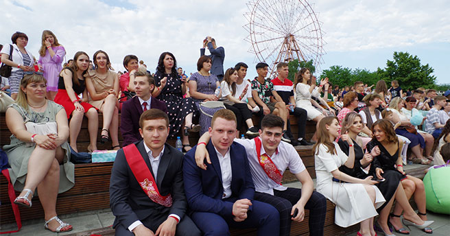 В Новосибирске единый городской выпускной «Время первых» пройдёт в онлайн-формате из-за пандемии