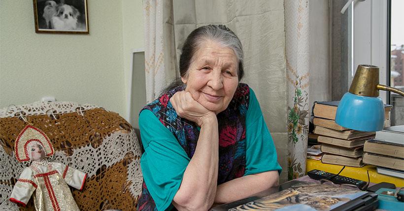Знаменитая сказительница Таисья Пьянкова встретится с новосибирскими читателями