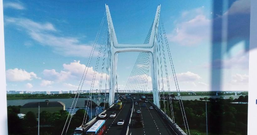 Движение по 4-му мосту через Обь в Новосибирске откроют до конца 2022 года