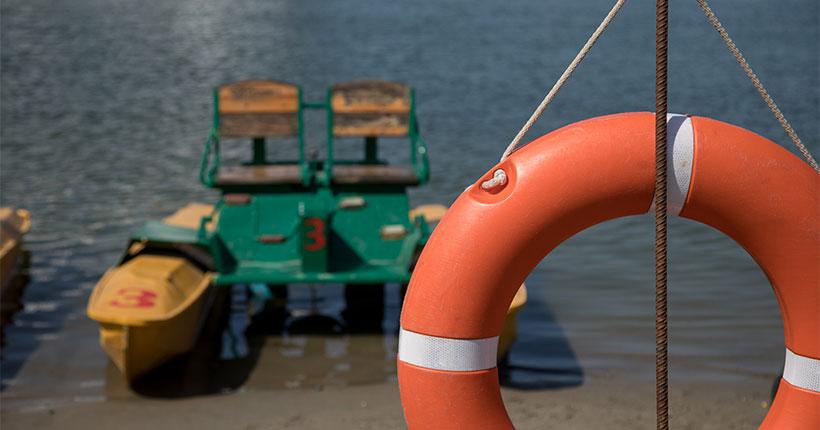 С начала купального сезона на водоёмах Новосибирской области утонули три человека