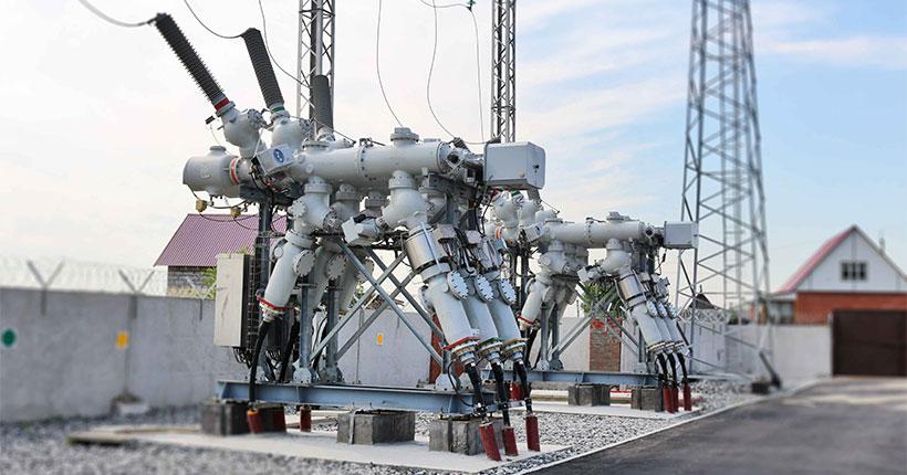 Новосибирские энергетики завершили реконструкцию подстанции Барлак