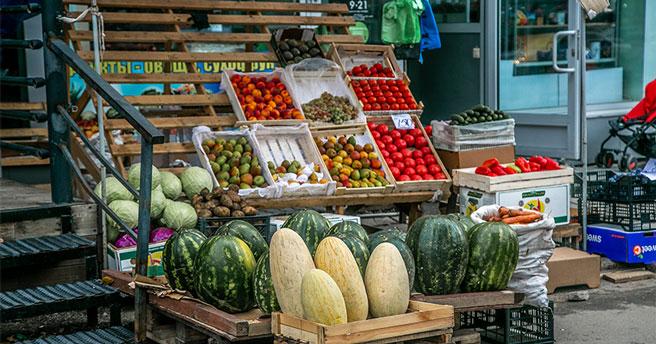 Мэр Новосибирска рассказал, как будет бороться с уличной торговлей