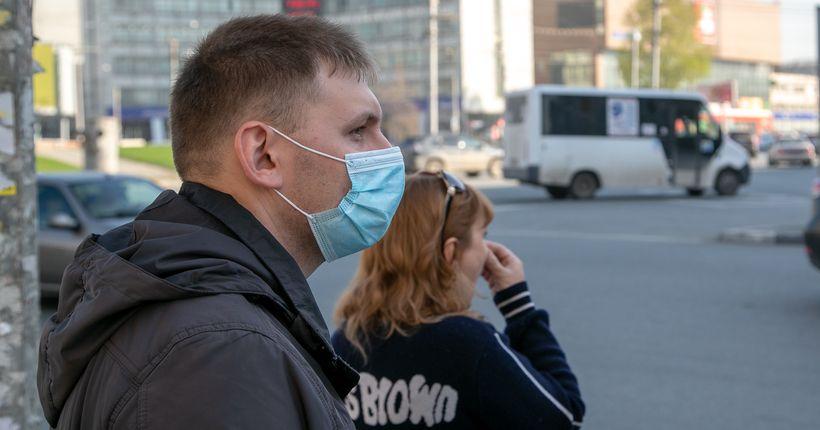 В Новосибирской области снова продлят масочный режим