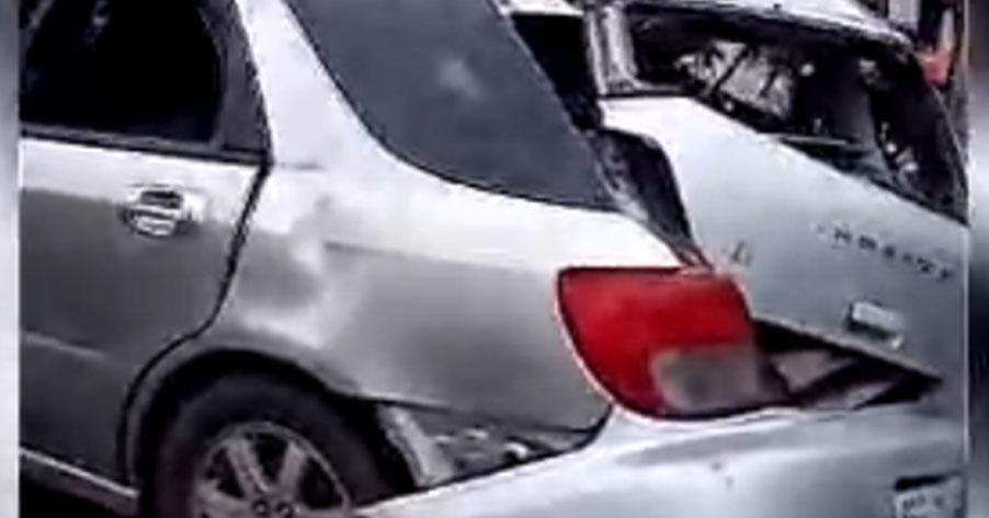 В Новосибирске водитель из-за приступа эпилепсии влетел на полном ходу в фуру