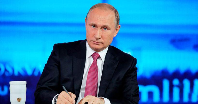 Как новосибирцы смогут задать вопрос президенту России во время прямой линии