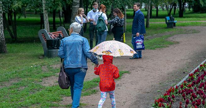 Погода: в ближайшие дни Новосибирскую область зальют дожди