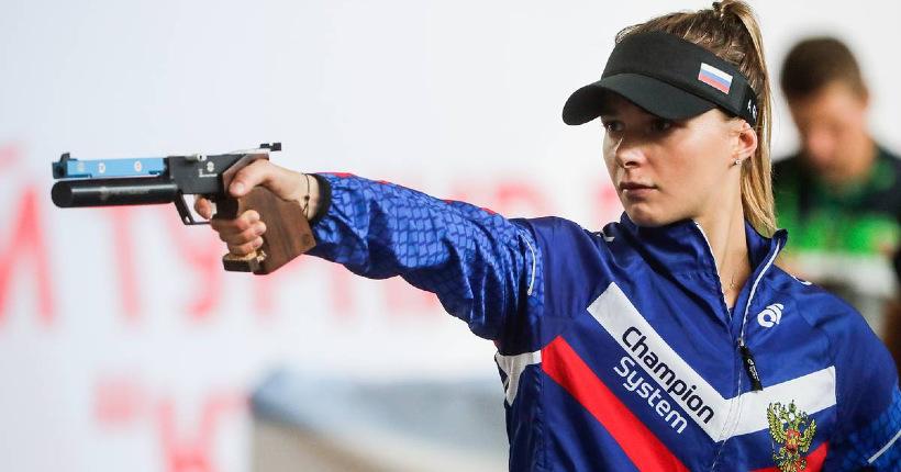 Ещё одна спортсменка, представляющая Новосибирскую область, выступит на Олимпиаде