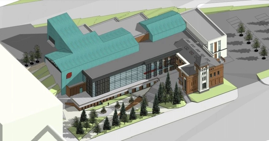 Когда начнут строить новую сцену для новосибирского театра «Старый дом»