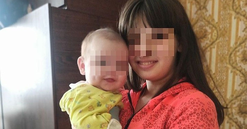 Новосибирская школьница растит новорождённую дочку с помощью TikTok