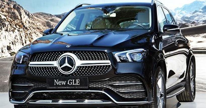 Более тысячи автомобилей Mercedes-Benz отзовут с российского рынка