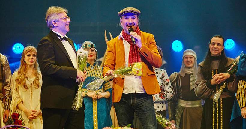 В Новосибирском музыкальном театре прошли съёмки французского художественного фильма «Месье Констан»