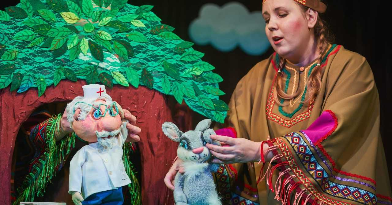 Летний театр во дворе Новосибирского областного театра кукол откроется в июле