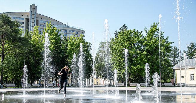 Аномальная жара накроет Новосибирскую область в ближайшие дни