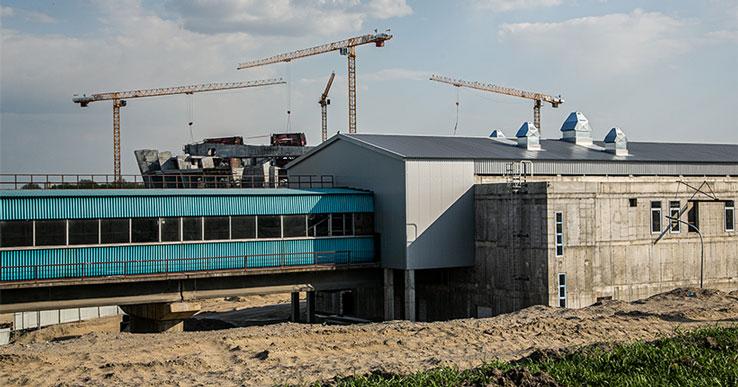 Станция метро «Спортивная» в Новосибирске готова на 80 процентов
