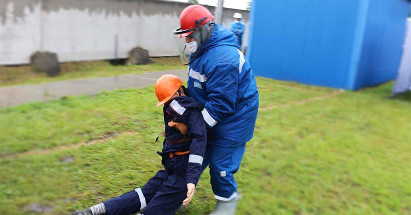 В Новосибирской области прошли масштабные соревнования среди сотрудников АО «РЭС»