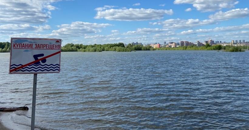 Новосибирцы гибнут на воде из-за жары и алкоголя