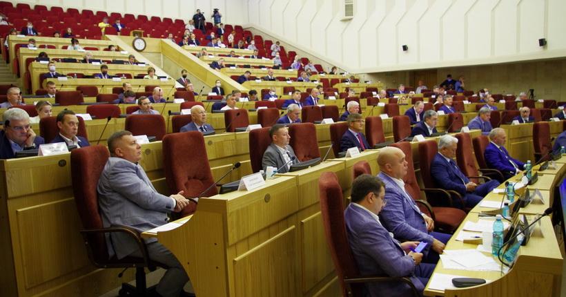 Бюджет Новосибирской области прирос на 10 млрд рублей, сессия утвердила распределение средств
