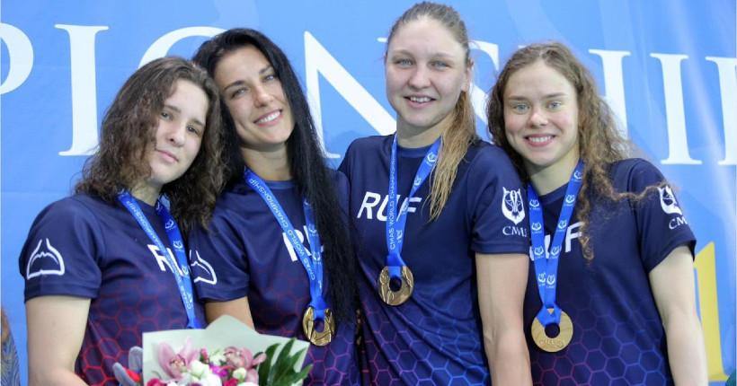 Новосибирская пловчиха выиграла ещё одно золото чемпионата мира