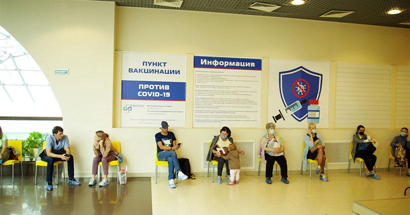 В Новосибирской области отметили небольшое суточное снижение заболеваемости COVID-19