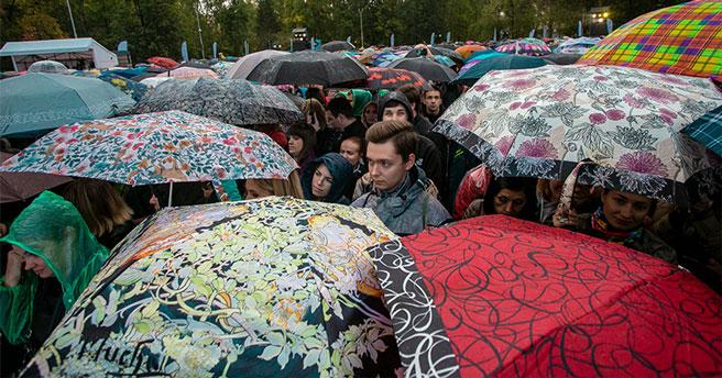 Экстренное предупреждение: Новосибирскую область накроют ливни, грозы и град