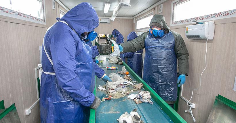 Губернатор Новосибирской области ответил на вопросы горожан о строительстве мусорного полигона
