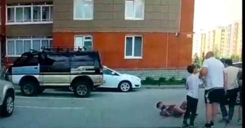 Новосибирские следователи возбудили уголовное дело из-за избиения ребёнка мужчиной
