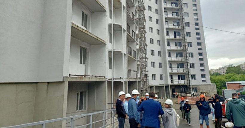 Строительство ещё одного долгостроя завершают в Новосибирске