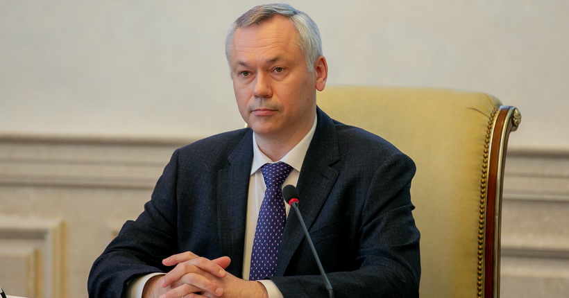 Новосибирский губернатор рассказал, будут ли усиливать в регионе ограничительные меры