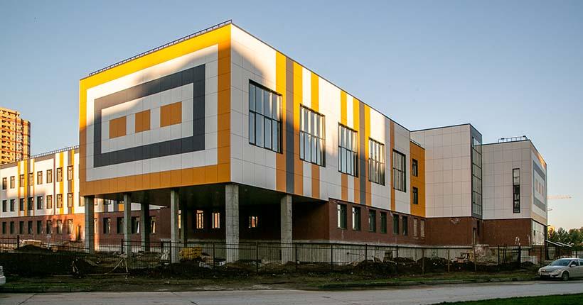 Шесть новых школ начнут строить в следующем году в Новосибирске
