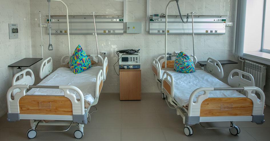 О количестве мест в ковид-госпиталях Новосибирской области рассказали в минздраве