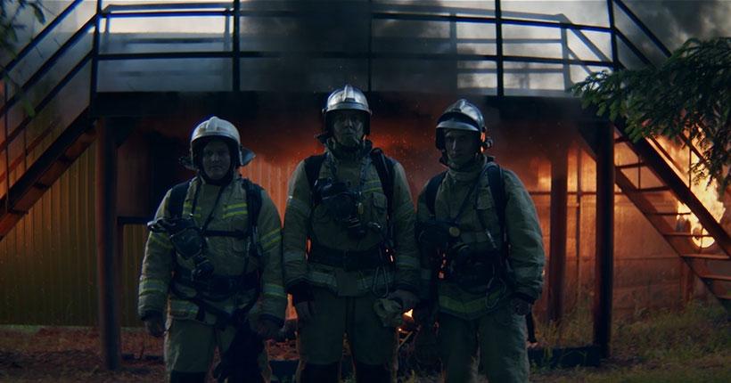 Новосибирский фильм «Огнеборец» претендует на «Лавровую ветвь»
