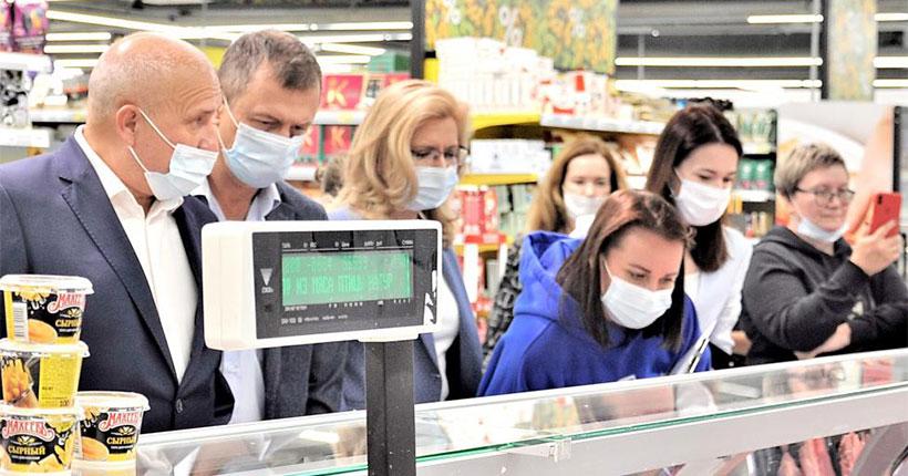 «Борщевой набор»: в Новосибирской области депутаты заксобрания участвуют в мониторинге цен на продукты