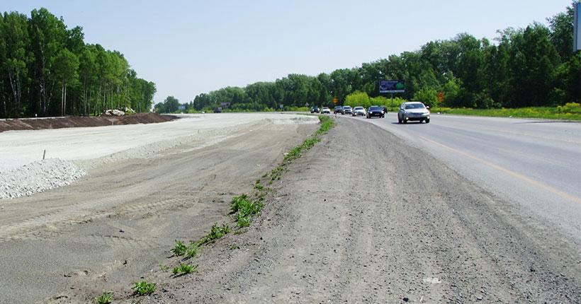 ТУАД назвал наиболее аварийно-опасные участки дорог в Новосибирской области