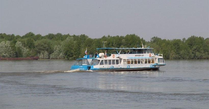 В Новосибирске заработает новый маршрут по Оби от Краснообска до Речного вокзала
