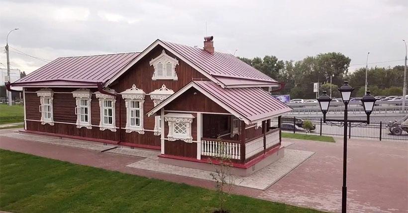 Парк аутентичной деревянной архитектуры создадут в Новосибирске