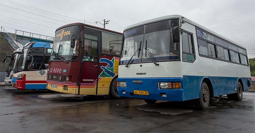 В Новосибирске больше не будет остановки «Автовокзал»