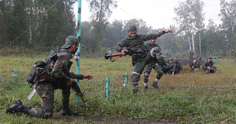Индийские разведчики прибыли в Новосибирскую область
