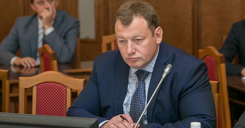 Министр правительства Новосибирской области ушёл в отставку